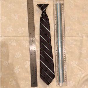 Children's clip on tie